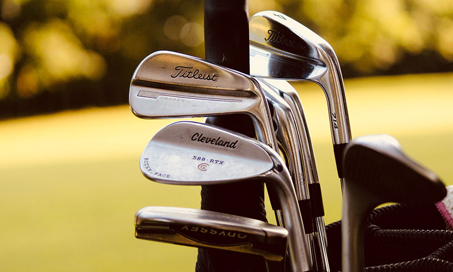 Knowing your gear: what are the main types of golf wedges?