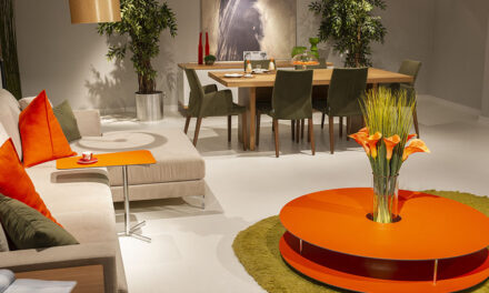 The happy orange home: tips to decorate with this daring, vibrant color
