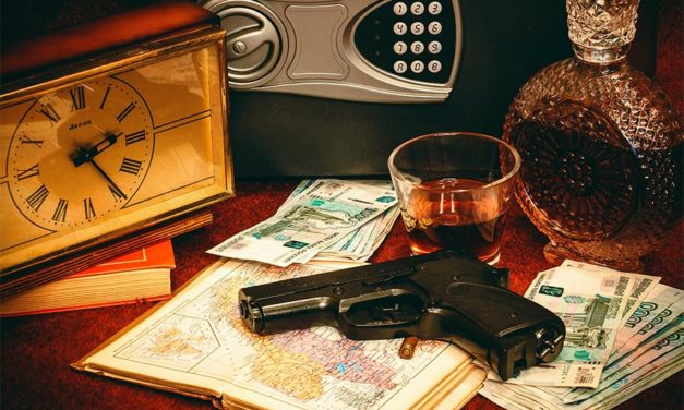 Firearm safety in the home