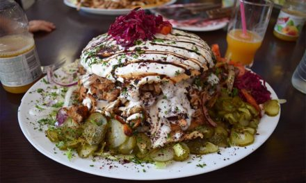 All about Gyro – the Greek dish