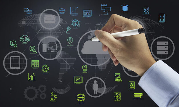How popular technology mixes with other industries