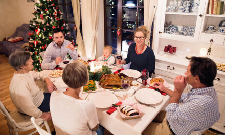 Enjoy the holidays at home: 4 ways to have fun