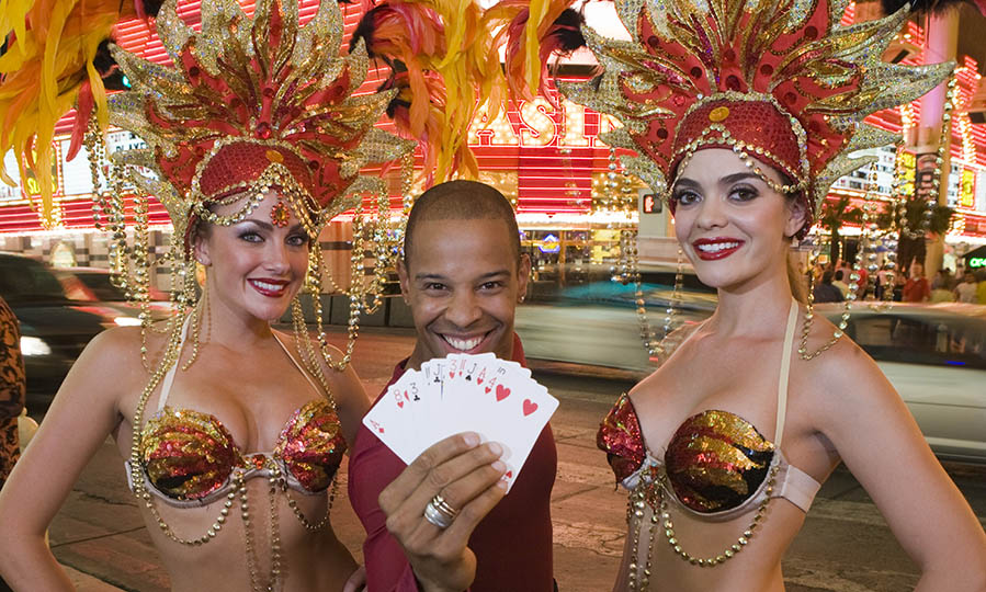 The world's greatest destinations for gamblers