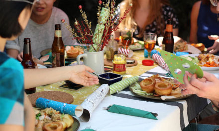 It's party time: 4 proven methods for entertaining your guests