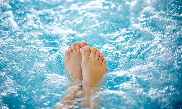 How to quickly fix hot tub water problems
