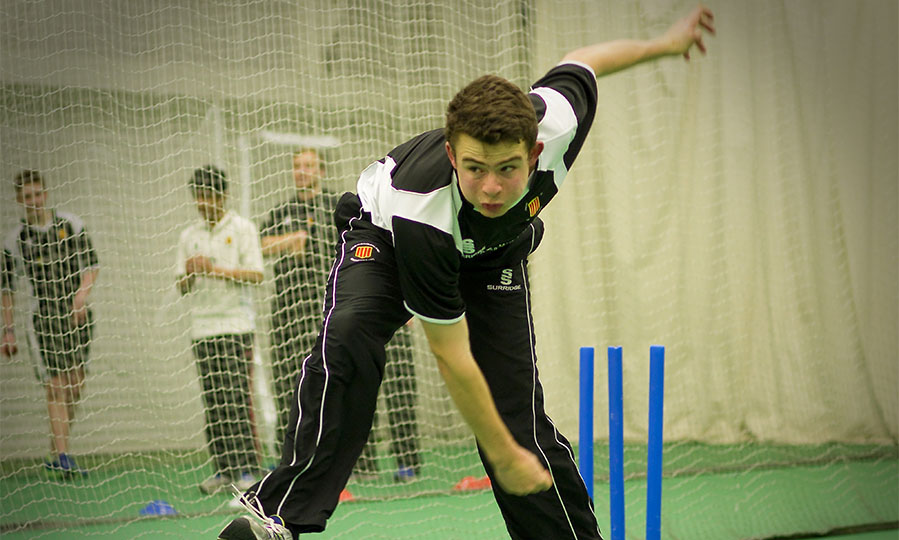 Indoor cricket is the new fast and furious