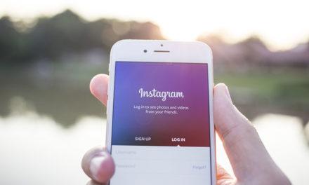 The development of Instagram