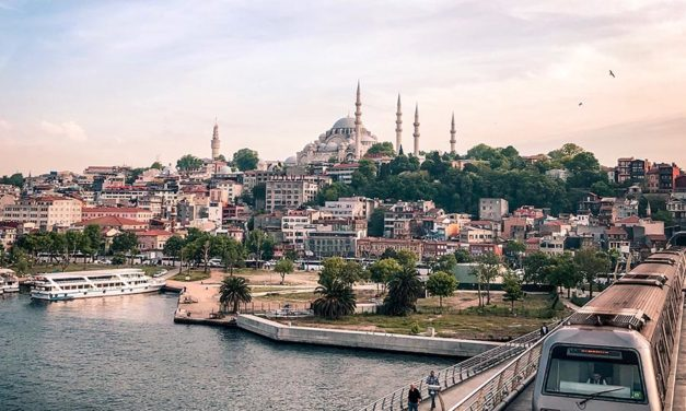 Reasons why you will fall in love with Istanbul
