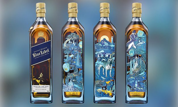 Johnnie Walker Blue Label rings in lunar new year with limited edition Year of the Dog bottle