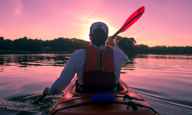 Basic techniques every kayaker should know