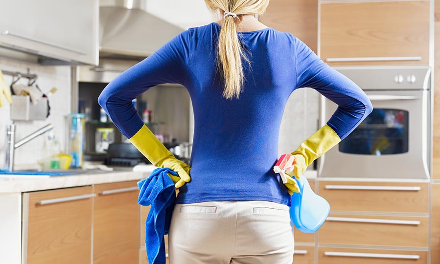 Why your kitchen needs to be the cleanest room in the house