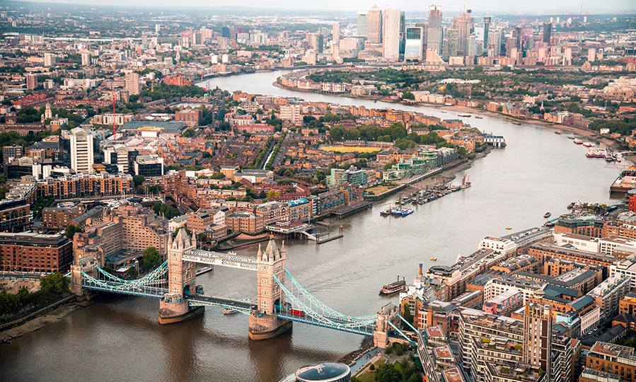 A travel guide to London