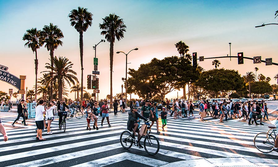 Amazing Los Angeles: children's essential travel guide