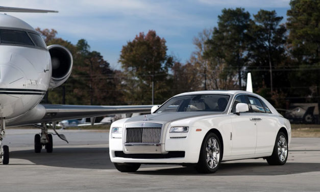 The top 6 biggest luxury cars in the world