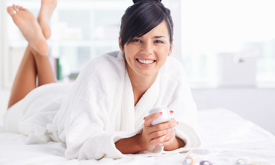 Pamper yourself with quality spa robes