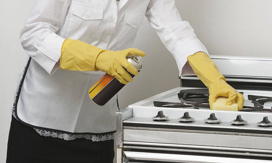 The importance of hiring a professional cleaning service to clean your home