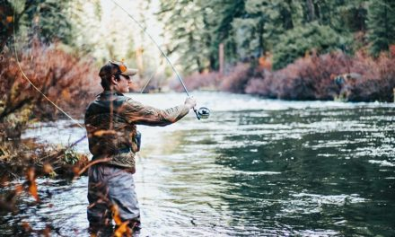 Experiencing the fly fishing season in the Snowy Mountains