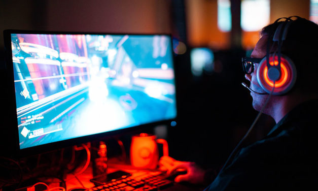 How important is a fast internet connection for gaming?