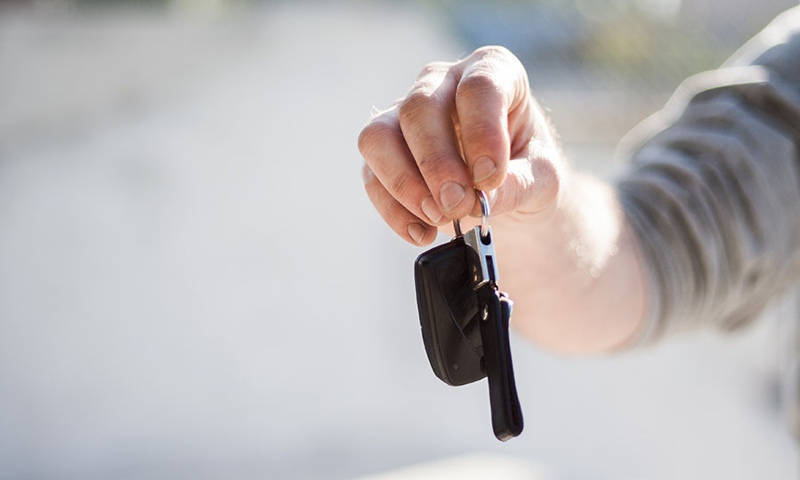 Not again! How to stop locking your keys in your car
