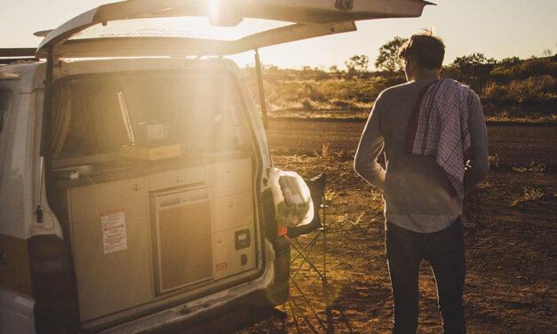 What is a self build campervan?