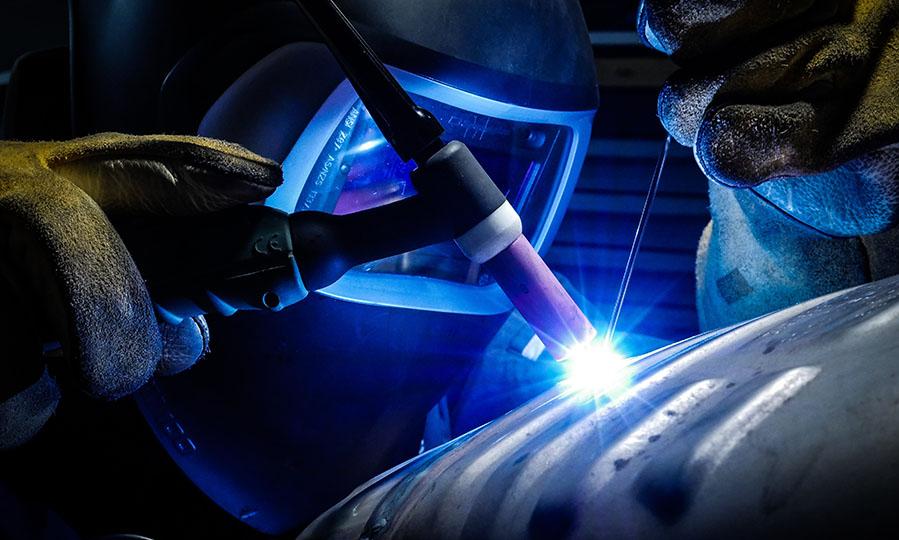 Welding machine processes – MIG/TIG/Stick welding