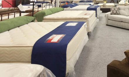 The environmental impact of mass produced mattresses and why sleeping organic is best