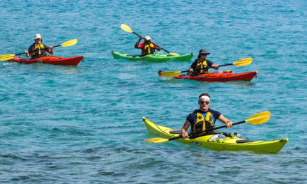 Kayaking for beginners – everything you should know