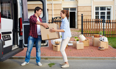 How to make moving houses easier for yourself