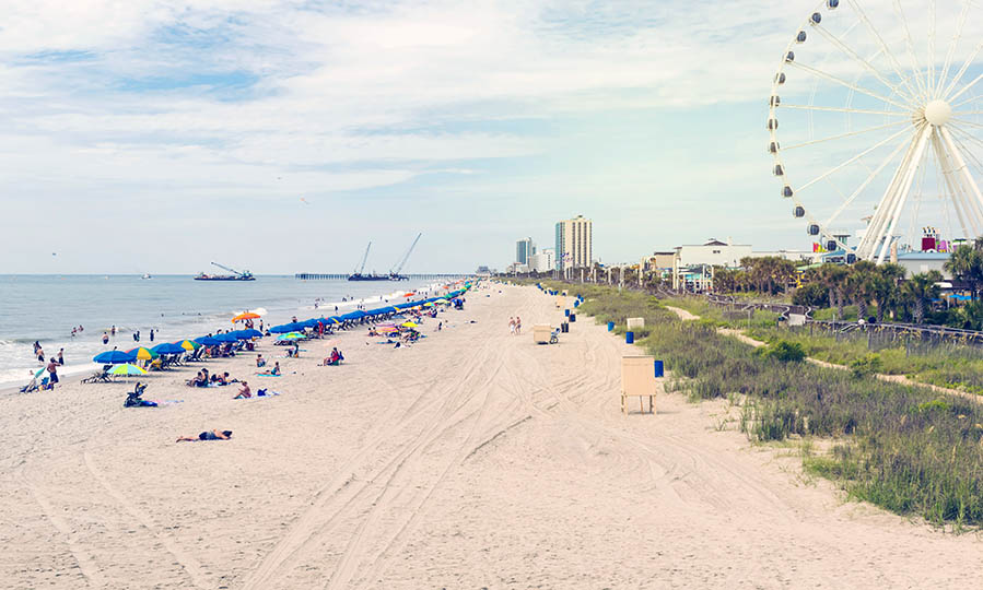 5 family-friendly activities you can do in Myrtle Beach