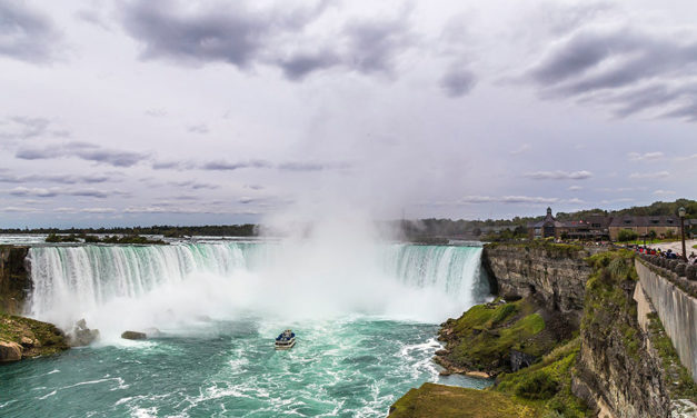 How to get the most out of a trip to the Niagara waterfalls