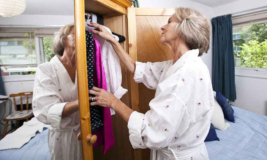 Nightgowns for women: especially for seniors