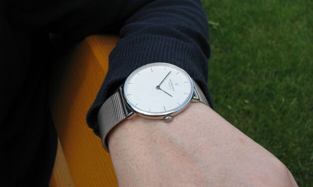 The timeless classic watch from Nordgreen