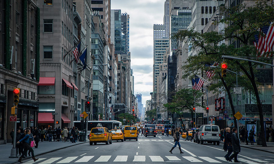The most walkable cities in the US
