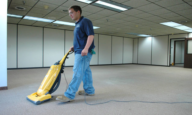 An explanation of the services which are included and provided as part of a commercial cleaning service
