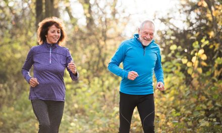 Get your old parents to exercise more