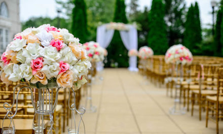 Pests at your outdoor wedding: how to keep them away
