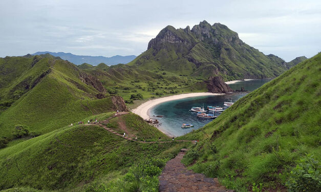 5 things to try out for your next travel to Komodo islands