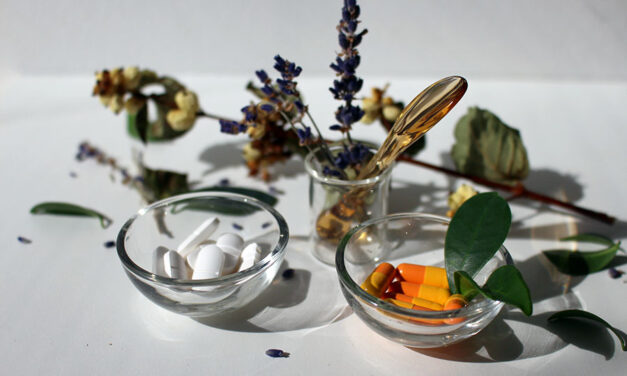 How can herbal supplements help in dealing with hormonal imbalances