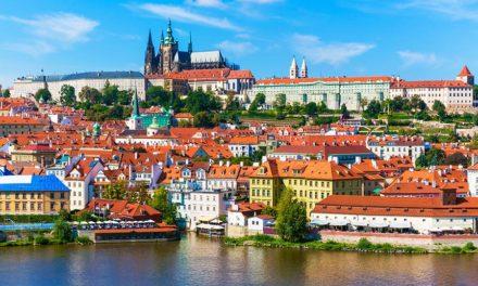 Enjoy a peaceful holiday in Prague