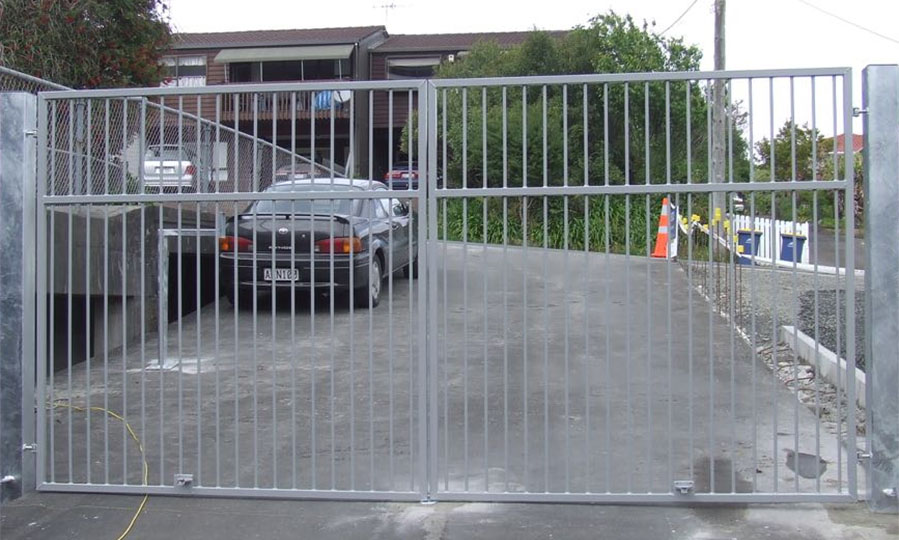 Benefits of installing steel gates