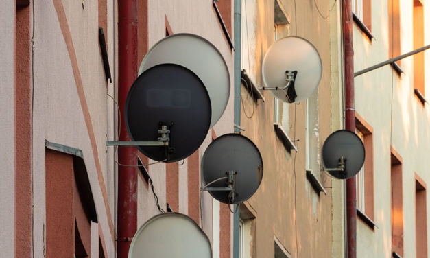 Common reasons a satellite dish reception is going out