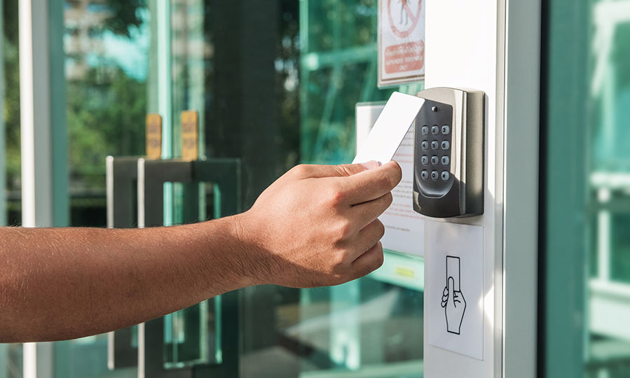 Professional protections: an un-intrusive guide to protecting your business from break-ins