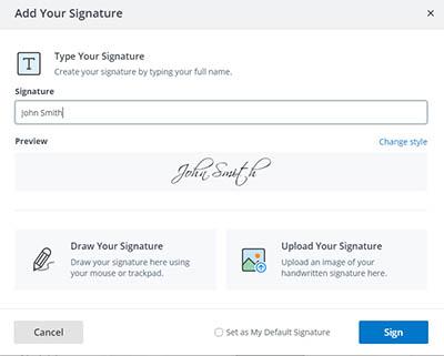 signnow signature