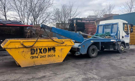 What is the cost of skip hire in Sheffield?