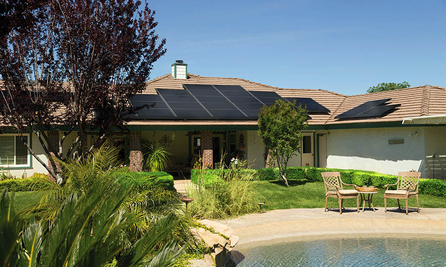 A look at the financial benefits of solar panel installation