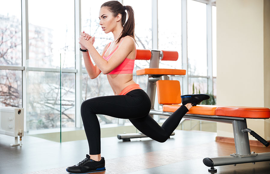 Strengthen your knees with this workout routine