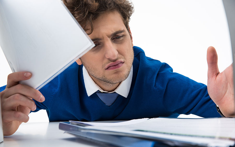 Stress higher at home than at work?