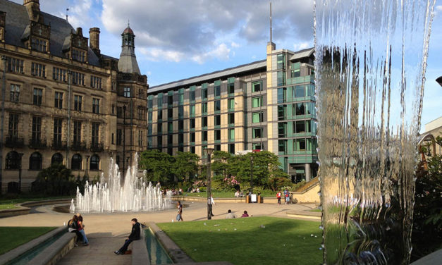 The most favourite bits of studying in Sheffield