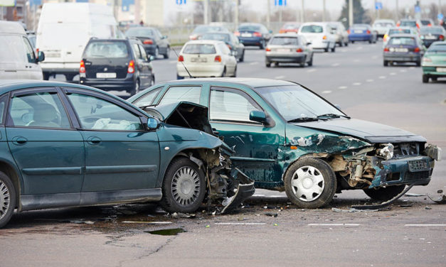 """I was T-boned… Now What? 3 things you need to know if you've been involved in a """"T-bone"""" car accident"""