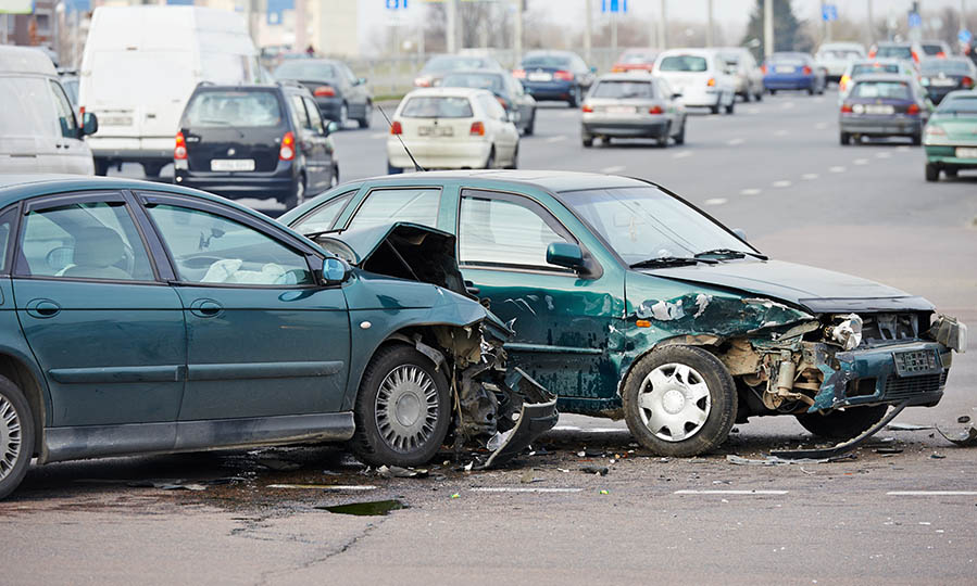 "I was T-boned… Now What? 3 things you need to know if you've been involved in a ""T-bone"" car accident"